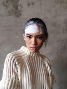 vivian ong basic models female fashion