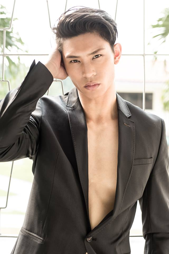 gerald lim singapore basic models male fitness