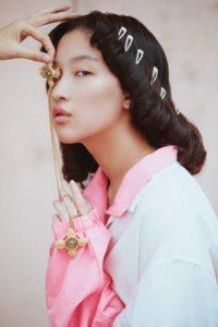 ashley soo singapore basic models female fashion