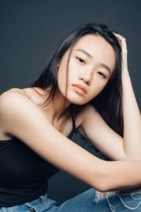 kay basic models female model