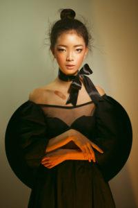 nadia leona basic models female fashion singapore