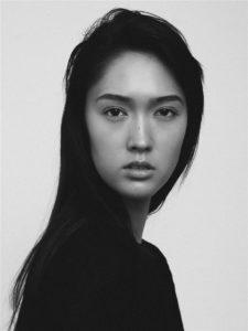 aimee cheng bradshaw basic models singapore female fashion