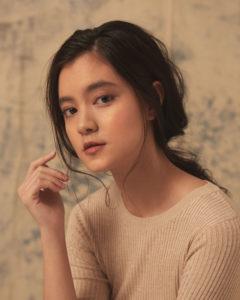 Valnice Yek basic models female fashion model commercial singapore