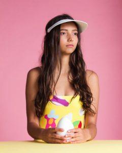 caroline singapore female fashion model basic models