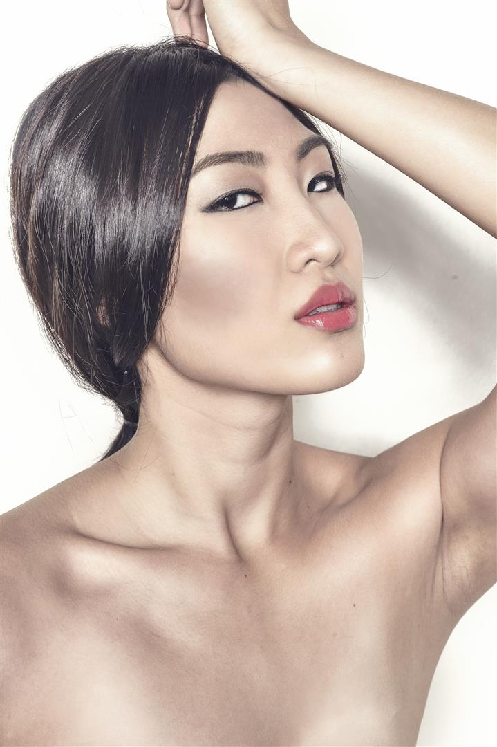 mandi cheung singapore basic models female host artiste