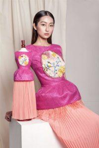 heidi aw singapore female fashion