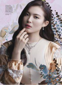 Cheryl Chou basic models female fashion miss universe 2016 host artiste actress