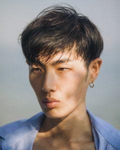 yosub yun basic models singapore male korean