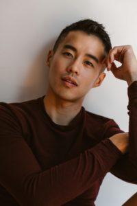 gary gan actor basic model male models