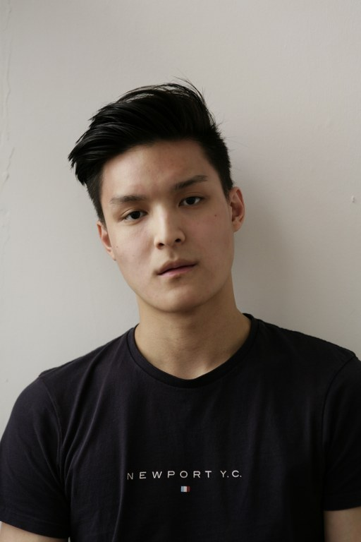 joshua yap basic models male model
