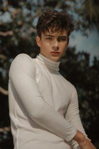 yassin basic models male model singapore