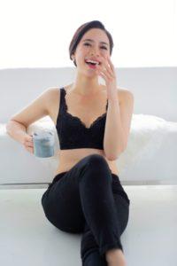 Jasmine Wu Basic Models Fashion Female Singapore hong kong