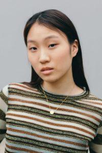laura kim basic models female fashion