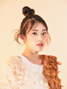 leebyulbyul byul jiaxin basic models female fashion malaysian singapore commercial asian