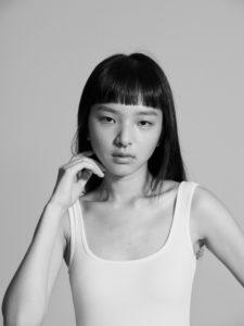 diamerlyn Singapore basic models female fashion commercial asian chinese local