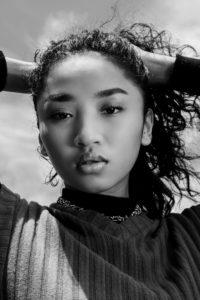 hanis basic models singapore female fashion malay