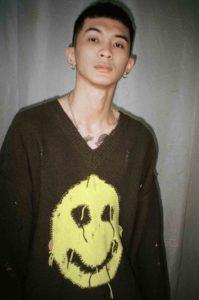 jingyu male model fashion basic models singapore commercial asian