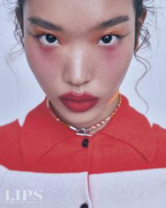 milk thai female models singapore basic fashion commercial